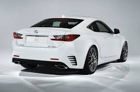 lexus sport hybrid concept 2016 lexus rc 350 f sport one week review automobile magazine