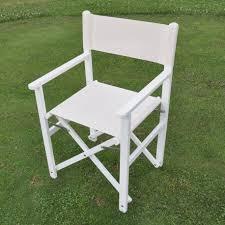 chaise metteur en chaise metteur en scène beige