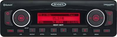 jensen direct replacement stereo radio harley ultra road street