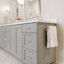 cabinets to go bathroom vanity a marble inspired ensuite bathroom budget friendly too hexagon