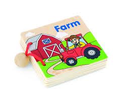 book 12pcs display color box farm