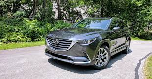 mazda maker 2017 mazda cx 9 review too many sacrifices in this three row suv