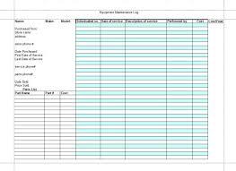 16 boat log book template engine maintenance report form