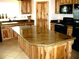 Kitchen Counter Island Cheap Kitchen Countertop Ideas Inexpensive Island