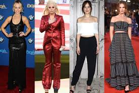 The Week In Celebrity Fashion by Red Carpet Fashion Magazine