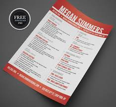 Eye Catching Resume Templates Best Free Resume Templates Around The Web