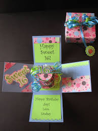 Box Birthday Cards 163 Best Explosion Boxes And Cards Images On Pinterest Boxes