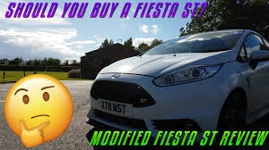 Ford Fiesta St Review Australia Fiesta St Peron Stage 2 Review Youtube