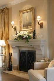 Contemporary Fireplace Doors by Terrific Fireplace Doors Dining Room Farmhouse With Oversized