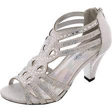 amazon com first sight women u0027s shine back zipper heel pumps