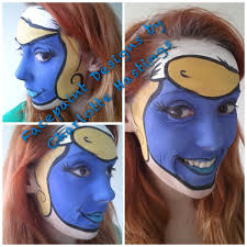 smurfette design by hellomisshastings the smurfs party