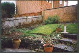 Landscaping Ideas For Slopes Sloping Garden Designs 25 Trending Sloping Garden Ideas On