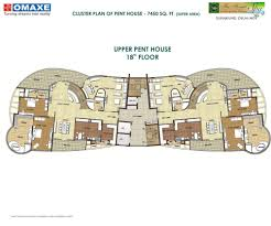 Cluster House Plans Cluster Home Floor Plans House List Disign