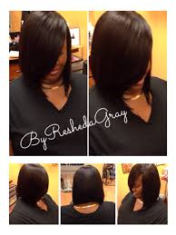 full quick weave bob with no leave out boblife