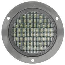 4 inch round led lights back up lights truck lite