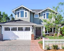 What Is A Craftsman Style House Craftsman Style Garage Doors Houzz