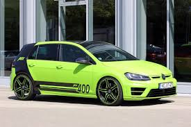 volkswagen gti 2015 custom abt reveals lime green 400hp volkswagen golf r gtspirit