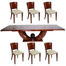 art deco dining room furniture sets home design ideas