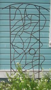 fresh austin metal garden trellis arch 20489