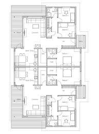 semi detached floor plans house design semi detached house plan ch121d 20 duplex