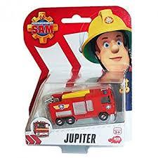 fireman sam cast mini series vehicle fire engine jupiter
