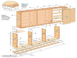 Woodworking Plans Pdf by Diy Diy Garage Cabinets Plans Pdf Treasure Chest Woodworking Plans