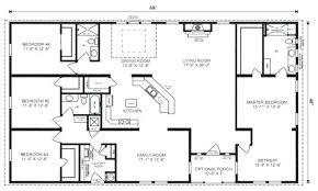 simple open floor house plans open floor plan 4 bedroom house remarkable wonderful house floor