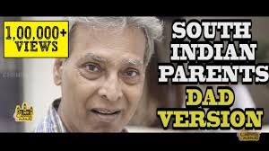Indian Parents Memes - south indian parents part 2 dad version every south indian