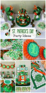 St Patrick S Day Home Decorations St Patrick U0027s Day St Patrick U0027s Day