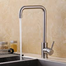 lead free kitchen faucets aliexpress com buy kes single lever lead free kitchen faucet
