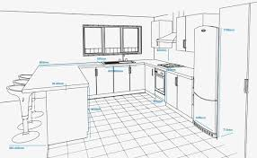 L Shaped Floor Plan by Kitchen Cabinets L Shaped With Island Kitchen Layout Definition