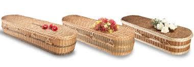 wicker casket willow coffins endings