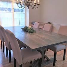 Rustic Wood Dining Room Table Rustic Dining Tables Custommade