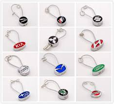 wire key rings images Mini cute steel wire key chain keychain key ring fob fit for jpg