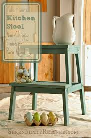 serendipity refined blog how to create a non chippy milk paint