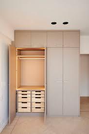 placard chambre à coucher des placards bien aménagés dressing placard rangement design