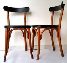 chaises es 50 chaises de bistrot style baumann ées 50 meubles et rangements