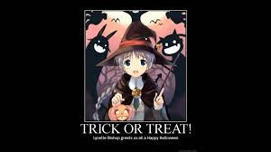 anime happy halloween demotivational anime poster hell halloween special youtube