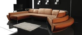 Modern Leather Sectional Sofa Ultra Modern Leather Sectional Sofa Set
