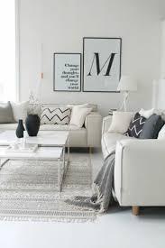 die besten 25 weiße wohnzimmer ideen auf pinterest wohnzimmer