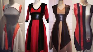cool dresses cool custom made wars inspired dresses geektyrant