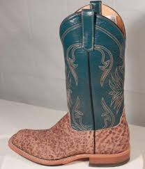 vintage cowboy boot l terra vintage elephant