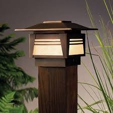 Craftsman Style Outdoor Lighting by 15071oz Zen Garden 12v Deck Post Light