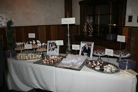 food tables at wedding reception wedding reception food presentation hopeful homemaker
