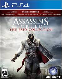 how much the ps4 in amazon in black friday amazon com assassin u0027s creed the ezio collection playstation 4