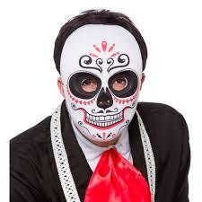 age 8 16 boys krazed jester costume mask halloween fancy dress sugar skull day of the dead costumes halloweencostumes com scream