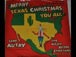 gene autry merry you all