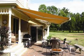 Cost Of Retractable Awning Retractable Awnings Series Dean Custom Awnings