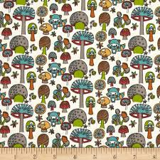birch organic picnic whimsy mushroom forest discount designer