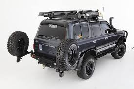 lexus lx450 off road parts toyota hdj 80 off road 4x4 travel overland and camping